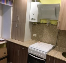 Кухонный гарнитур ЛДСП угловой