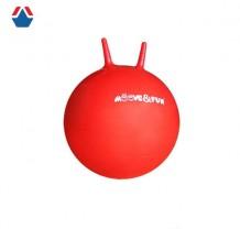 Мяч-попрыгун с ручкой улиткины рожки диаметр 45 см MF-HPB-45-03