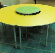 Модульный стол для общих занятий