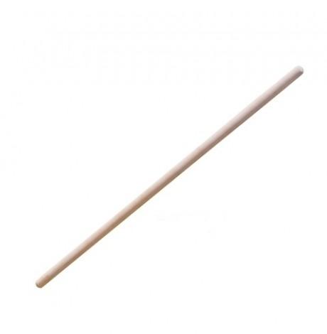 Палка гимнастическая деревянная