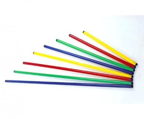 Палка гимнастическая пластмассовая