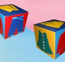 Занимательный кубики