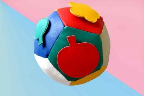 Мячик дидактический