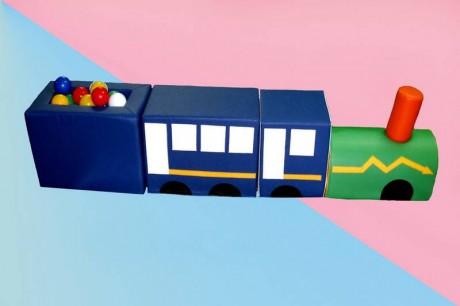 """Поезд """"Малыш"""""""