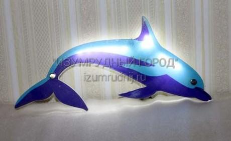 Прибор интерактивный световой «Дельфин»