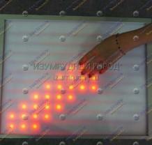 Панель интерактивная теплочувствительная «Сенсор 30 мультиколор»