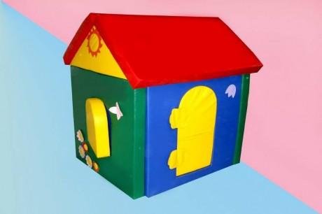 Сказочный домик-трансформер