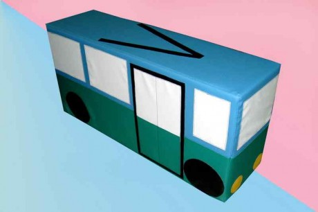 Троллейбус-каталка