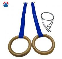 Кольца гимнастические (d=180 mm)