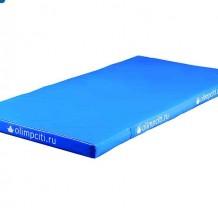 Мат гимнастический школьный 2000x1000x100mm (тент)
