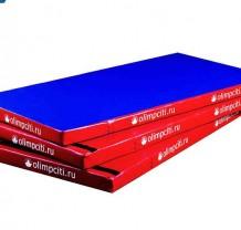 Мат гимнастический школьный Velcro 2000x1000x100mm