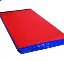 Мат гимнастический школьный Velcro 2000x1000x100mm (тент)-АС