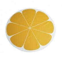 Мат лимонная долька