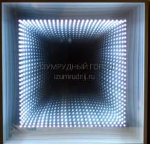 Интерактивное панно «Тоннель света»