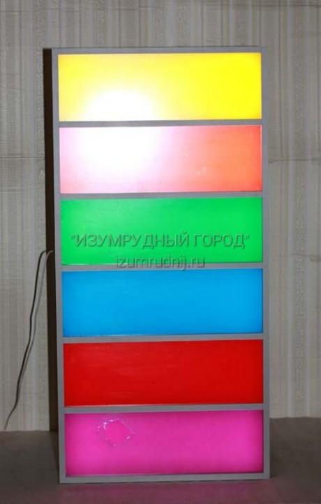 Свето-звуковая панель «Дорожка-8»