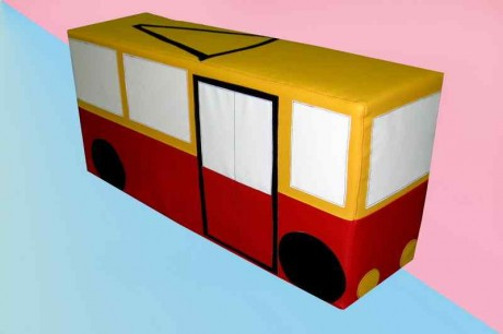 Трамвай-каталка